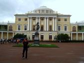2001.8俄羅斯之旅:聖彼得堡 ~保羅銅像