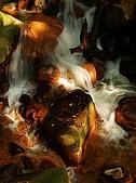 天母磺溪水石之美:35mm端色彩飽和度讚