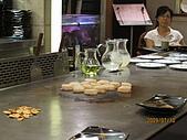 980710饗宴鐵板燒:北海道大干貝