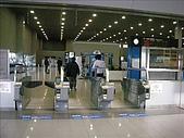 2007日本行(一):自動剪票機