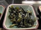 980710饗宴鐵板燒:涼拌海帶芽