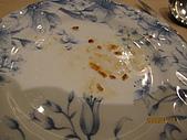 980710饗宴鐵板燒:干貝完食=_=