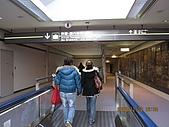2008東京跨年:出關去