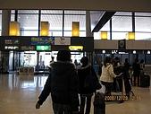 2008東京跨年:成田機場