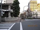 2008東京跨年:民宿附近的寺廟