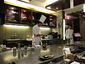 980710饗宴鐵板燒:煎香菇