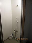 2008東京跨年:浴室
