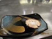 980710饗宴鐵板燒:一口就沒了的香菇