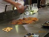 980710饗宴鐵板燒:角蝦