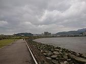 長腳登山隊的快樂行腳之出口堰生態區.疏洪生態公園.八里左岸自行車道連走 20210117: