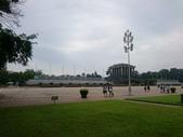 北越行腳之胡志明陵寢、巴亭廣場、一柱廟(第四天)20170815: