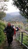 長腳登山隊的快樂行腳之翠山步道+碧溪步道+大崙頭尾親山步道:三祺先生看起來很滿意今天的安排喔!