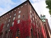 北歐五國精選之(瑞典斯德哥爾摩)市政廳  20191011:
