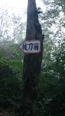 長腳登山隊的快樂行腳之烏來美鹿山南峰+拔刀爾山連走 2014/06/28: