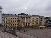 北歐五國精選之(芬蘭赫爾辛基)議會廣場.烏斯潘斯基東正教大教堂(白教堂) 20191010: