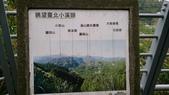 長腳登山隊的快樂行腳之翠山步道+碧溪步道+大崙頭尾親山步道:介紹視野所及的山頭解說牌