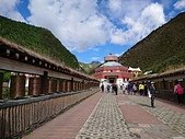 藍月山谷景區之石卡雪山(中國雲南省迪慶藏族自治州香格里拉市) 20190613: