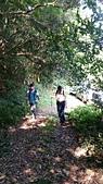 長腳登山隊的快樂行腳之內柑宅古道健行+順訪老梅綠石槽: