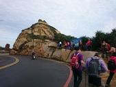 長腳登山隊的快樂行腳之駱駝峰稜線步道+野柳村登山步道連走 20151220: