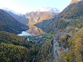 北歐五國精選之(挪威)Flydalsjuvet弗里達爾斯約埃觀景台 20191013: