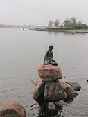 北歐五國精選之(丹麥)哥本哈根美人魚雕像 20191020: