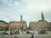 北歐五國精選之(丹麥)哥本哈根市議會、國會、哥本哈根城市街景  20191020: