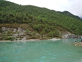 玉龍雪山冰川國家地質公園之藍月谷(中國雲南省麗江市) 20190615: