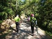 長腳登山隊的快樂行腳之五指山古道  20200712: