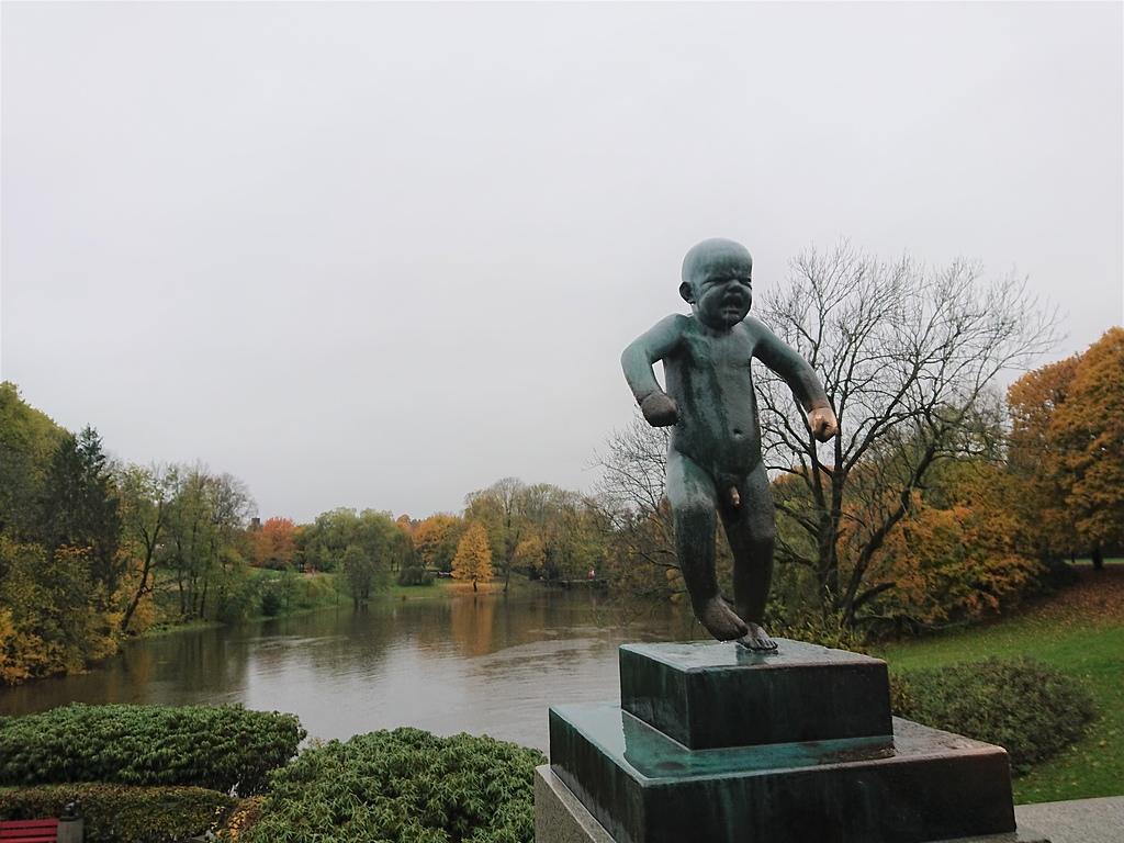 北歐五國精選之(挪威)奧斯陸維格蘭雕塑公園  20191016: