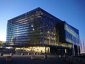 北歐五國精選之(冰島)哈帕歌劇院.夜候冰島極光  20191017:
