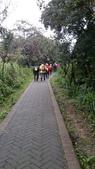 長腳登山隊的快樂行腳之翠山步道+碧溪步道+大崙頭尾親山步道:鋪排平整的翠山步道,走來一路舒適