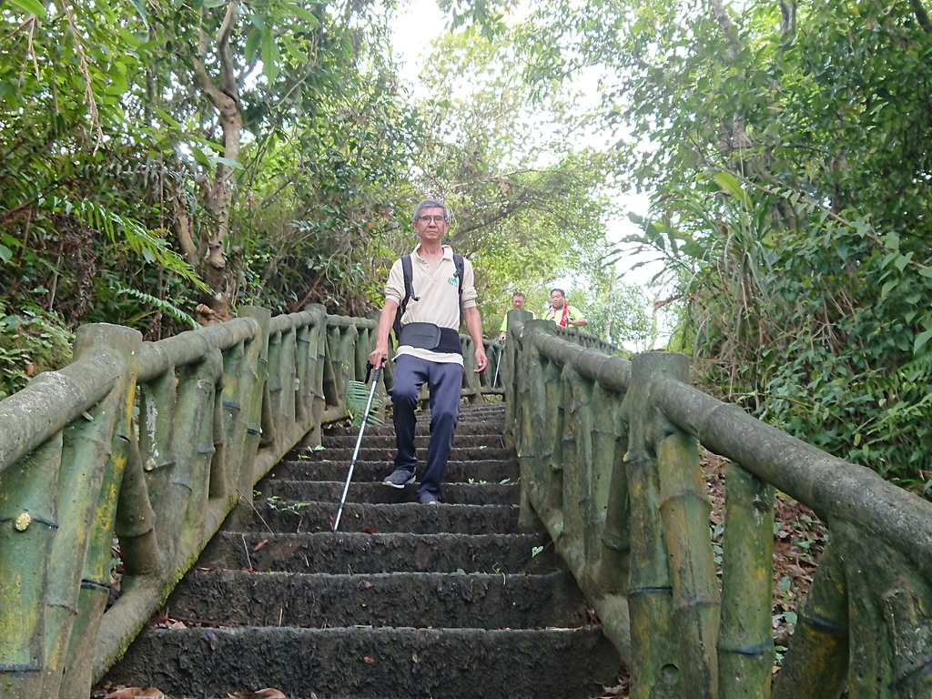 長腳登山隊的快樂行腳之嶺頭觀日登山步道  20180603:
