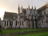 蘇英愛旅行篇之愛爾蘭.聖派翠克教堂 20181207: