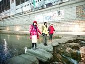首爾自由行之清溪川.東大門DDP廣場.玫瑰燈海  20180309: