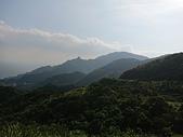 長腳登山隊的快樂行腳之瑞芳區草山戰備道+半屏山步道 20180930: