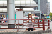 小彤 in 板橋車站: