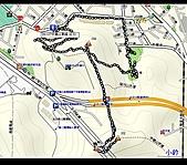 GPS記錄我的足跡:中埔山.jpg