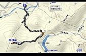 GPS記錄我的足跡:草嶺山.jpg
