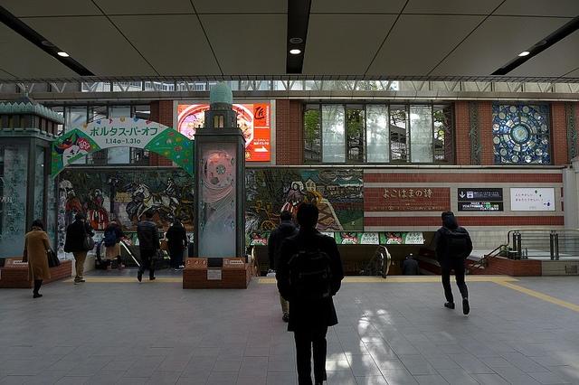 81.JPG - 白色戀人公園、一幻拉麵、PLUMM HOTEL YOKOHAMA、橫濱牛角吃到飽