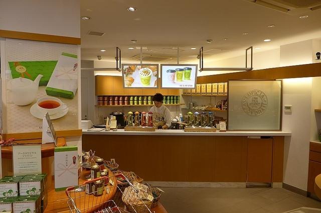72.JPG - tokyu-store百貨公司、俺のハンバーグ山本、MILK LAND、宇宙人、LUPICA 茶葉