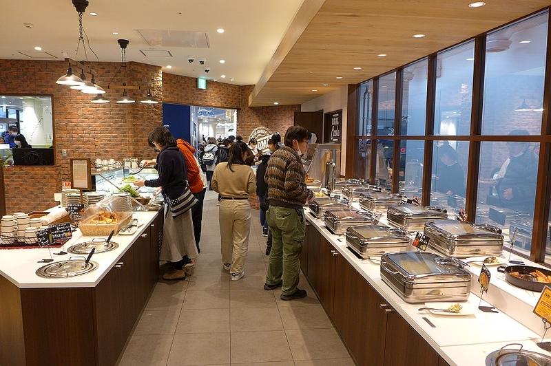 南町田購物中心、Mont-bell、Mother Garden、史努比博物館與餐廳、肯德基吃到飽:72.JPG