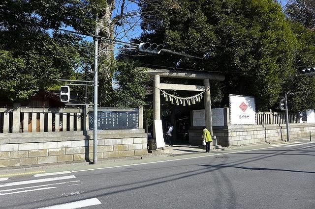 04.JPG - 冰川神社、うんとん処春夏秋冬、樂樂麵包店、八起庵