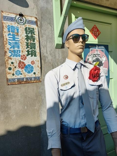 20210221_154148.jpg - 臺中市眷村文物館!
