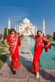 20191126-泰姬瑪哈陵(Taj Mahal)-阿格拉紅堡(Red Fort):line_369870906453278.jpg