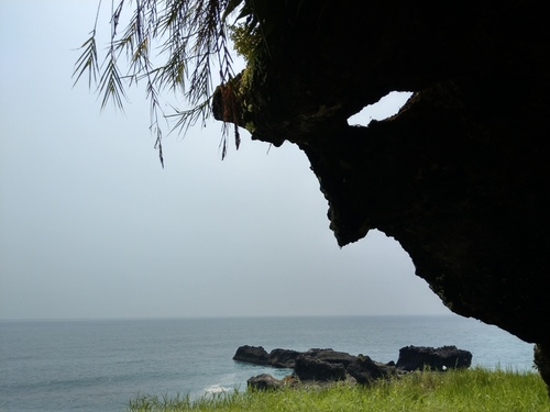 IMAG7948.jpg - 20210401-0404 長濱余水知歡-夜月餐廳-花蓮港口部落人臉側面岩