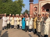 20191126-泰姬瑪哈陵(Taj Mahal)-阿格拉紅堡(Red Fort):line_237061371956753.jpg