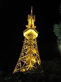 20080404日本關西櫻花滿開遊:京都鐵塔..