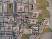 20080404日本關西櫻花滿開遊:地圖景點介紹--到處是櫻花