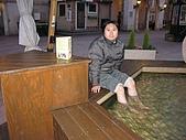 20080404日本關西櫻花滿開遊:義大利村--泡足湯
