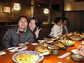 20080404日本關西櫻花滿開遊:晚餐--在和民吃唷!